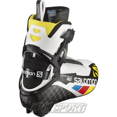 Ботинки лыжн. Salomon S-LAB Skate (фото, вид 1)