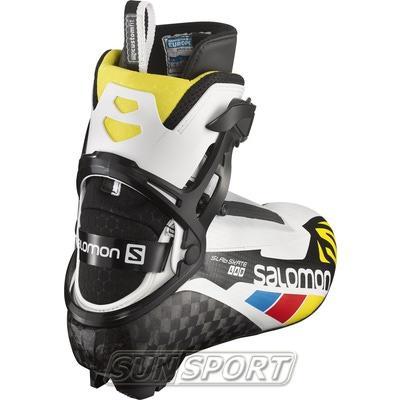 Ботинки лыжные Salomon S/Lab Skate Pilot 13/14 (фото, вид 1)