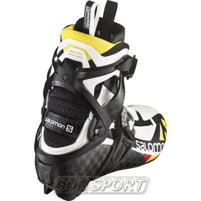 Ботинки лыжн. Salomon S-LAB Skate Pro (фото, вид 1)