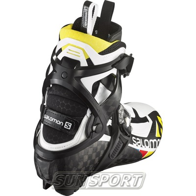 Ботинки лыжные Salomon S/Lab Skate Pro Pilot (фото, вид 1)