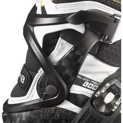 Ботинки лыжные Salomon S/Lab Skate Pro Pilot (фото, вид 2)