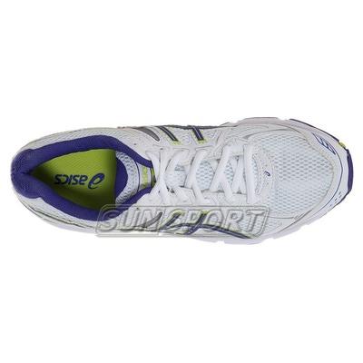 Кроссовки беговые Asics W Gel-Galaxy 6 сирен/белый (фото, вид 2)