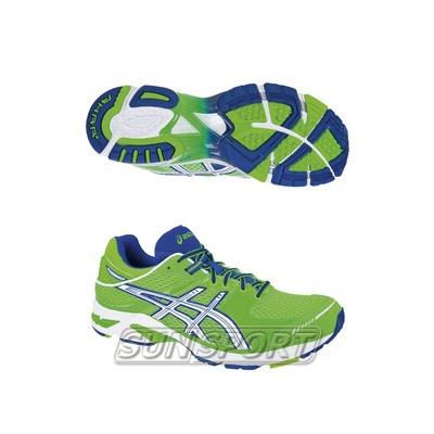 Кроссовки беговые Asics M Gel-Trainer 17 зеленый (фото, вид 1)