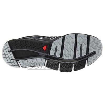 Кроссовки беговые Salomon W XR Crossmax женские черный (фото, вид 1)