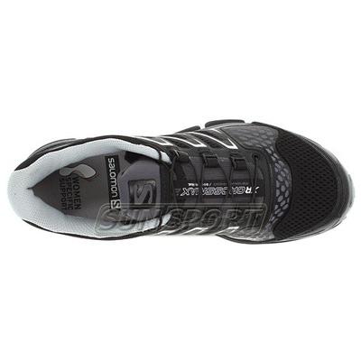 Кроссовки беговые Salomon W XR Crossmax женские черный (фото, вид 2)