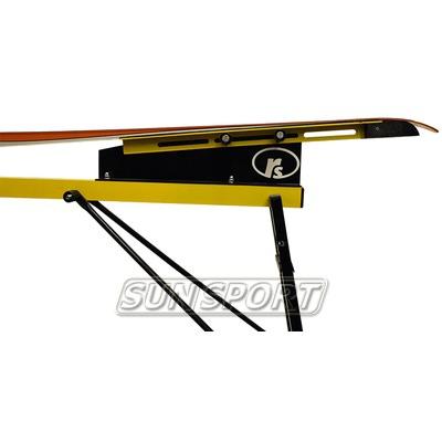Станок для подготовки лыж Ru-Ski на ножках (фото, вид 2)