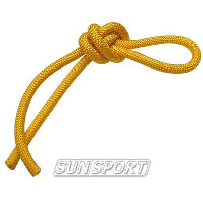 Скакалка для худ.гимнастики с люрексом d-10 (фото, вид 4)