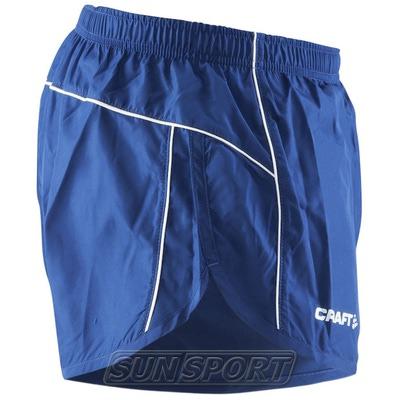 Шорты Craft M T&F Wind мужские синий (фото, вид 3)