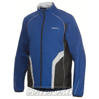 Костюм тренировочный Craft M Active Run Basic мужской синий (фото, вид 1)