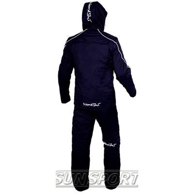 Утепленный костюм NordSki Active черный (фото, вид 1)