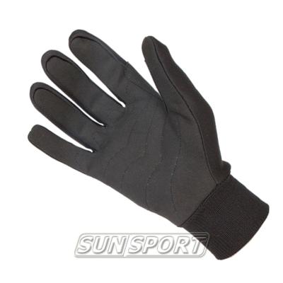 Перчатки REX Marka черный (фото, вид 1)