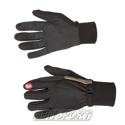 Перчатки REX Marka черный (фото, вид 2)