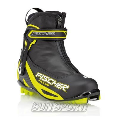 Ботинки лыжные Fischer RCS Junior 12/13 (фото, вид 1)