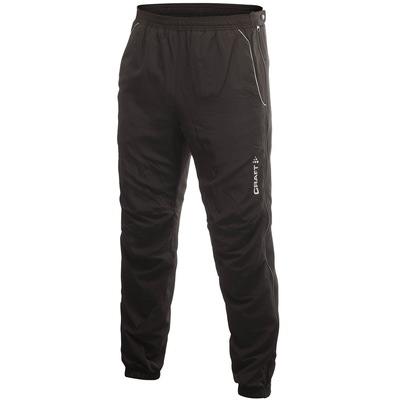 Разминочные штаны-самосбросы Craft Touring мужские чёрный