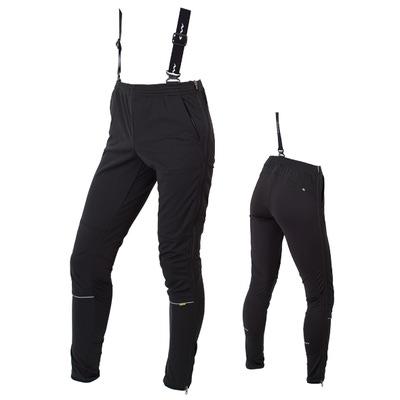 Разминочные штаны-самосбросы OneWay Vico мужские черный (фото)