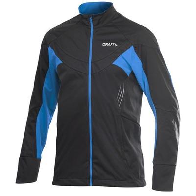 Разминочная куртка Craft M Performance High XС мужская черный