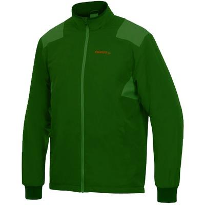 Разминочная куртка Craft M Touring мужская т.зелёный