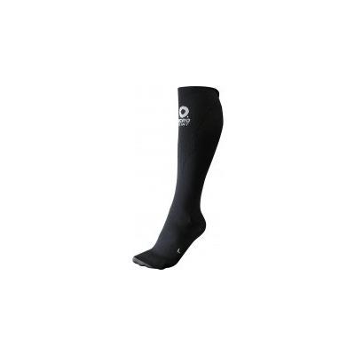 Носки Noname компрессионные Zero Point High line,чёрный (фото)