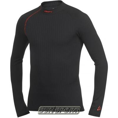 Термобелье Рубашка Craft M Pro Zero Extreme мужская чёрный