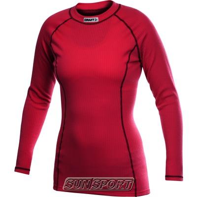 Термобелье Рубашка Craft W Zero женская вишня