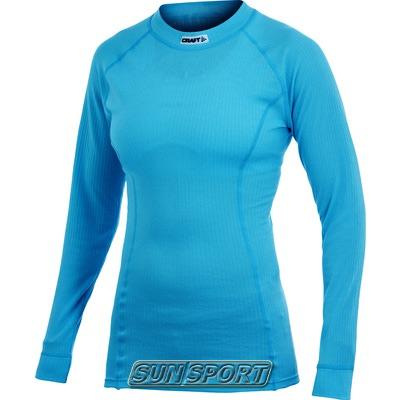 Термобелье Рубашка Craft W Zero женская гонолулу