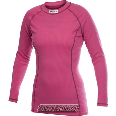 Термобелье Рубашка Craft W Zero женская метро