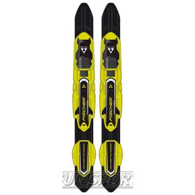 Крепление Fischer Exercise Skate Nis yellow (фото)
