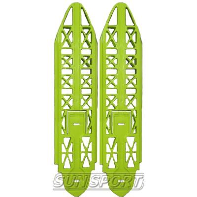 Платформа NIS Skate Spacer Yellow (фото)