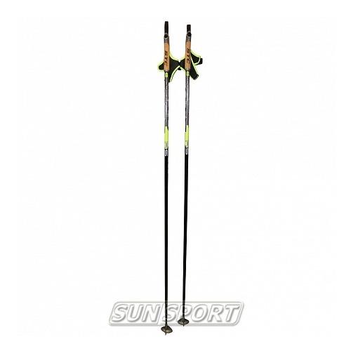 Палки лыжные STC RS (90% Carbon) (фото)
