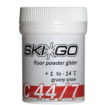 Порошок SkiGo C44/7 (+1-14) red 30г