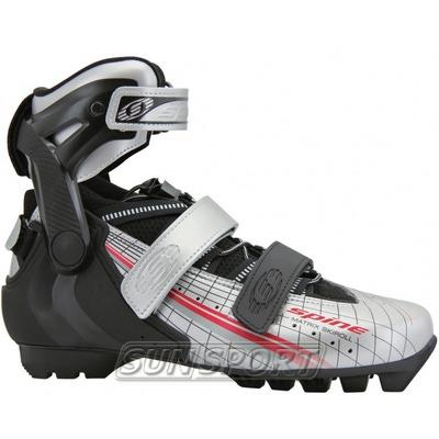 Ботинки лыжероллеров Spine Skiroll Skate SNS Pilot (фото)