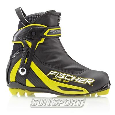 Ботинки лыжные Fischer RCS Junior 12/13 (фото)