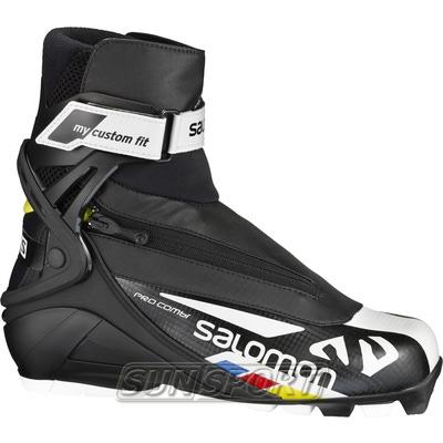 Ботинки лыжн. Salomon Pro Combi Pilot р.4-13 (фото)