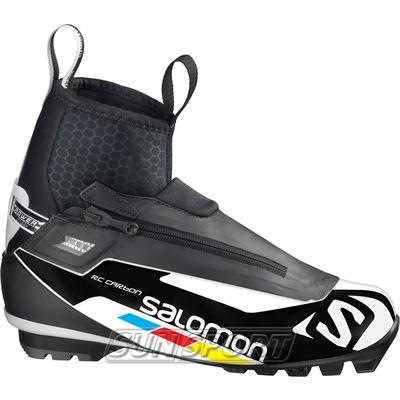 Ботинки лыжные Salomon RC Carbon Classic Pilot (фото)