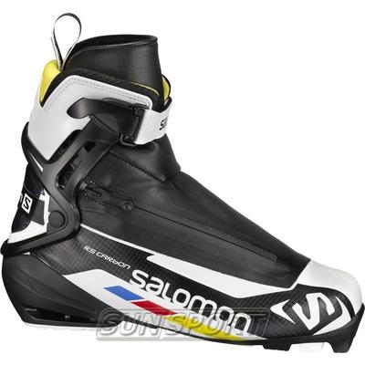 Ботинки лыжные Salomon RS Carbon Skate Pilot (фото)