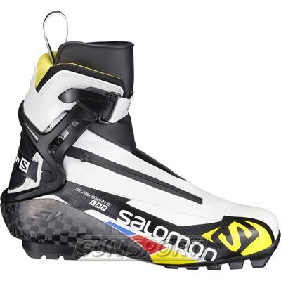 Ботинки лыжные Salomon S/Lab Skate Pilot 13/14 (фото)