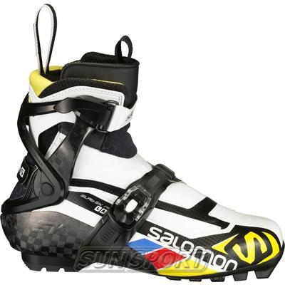 Ботинки лыжные Salomon S/Lab Skate Pro Pilot (фото)