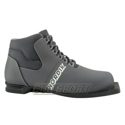 Ботинки лыжные Spine Nordik 75мм (кожа)