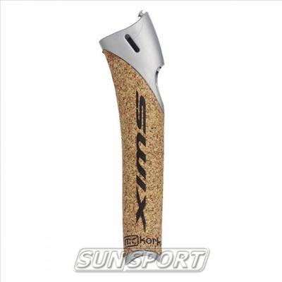 Ручки для лыжных палок Swix серебро