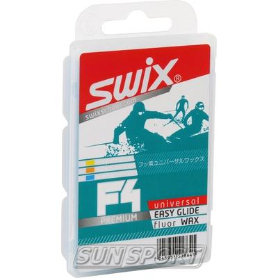 Парафин Swix HF F4 Universal (с пробкой) 60г