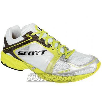 Кроссовки беговые Scott MK III white/sulphur