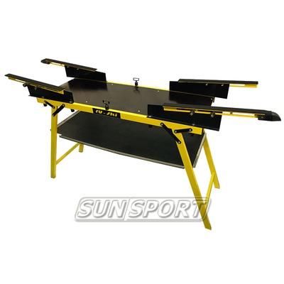 Стол для подготовки лыж RU-SKI Сервисный (фото)