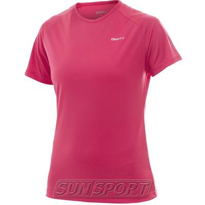 Футболка Craft W Active Run женская сорбет