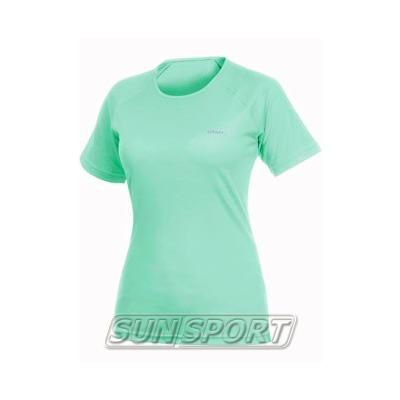 Футболка Craft W Active Run женская сёрф