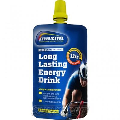 Напиток питьевой Maxim Long Lasting Energy Dink 160гр лимон
