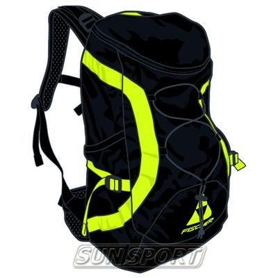 Рюкзак Fischer Neo 30л желт/черный