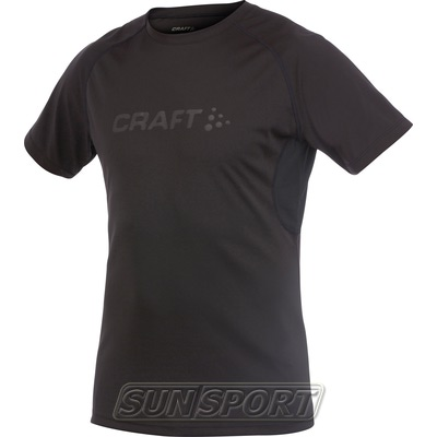 Футболка Craft M Active мужская черный