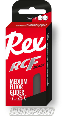 Парафин REX LF RCF (-7-25) graphite 43г