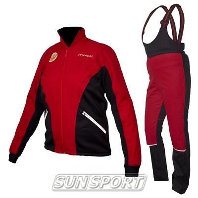 Разминочный костюм SkiKross WS (фото)