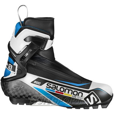 Ботинки лыжные Salomon S/Lab Skate Pilot 15/16